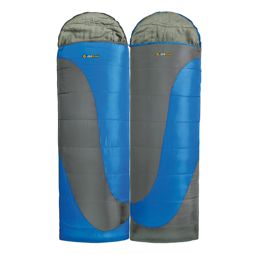 Tasman Twin Pack -5C Sleeping Bags