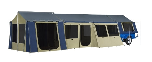 Canvas Commune Panel - OZtrail All your Camping needs