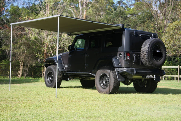 RV Shade Awning 3.0m - OZtrail All your Camping needs