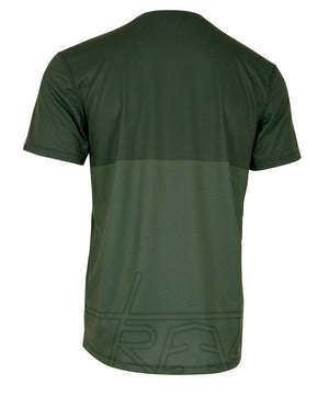 MAILLOT CASUAL TECH SS #TMA-079.6MC MILITARY