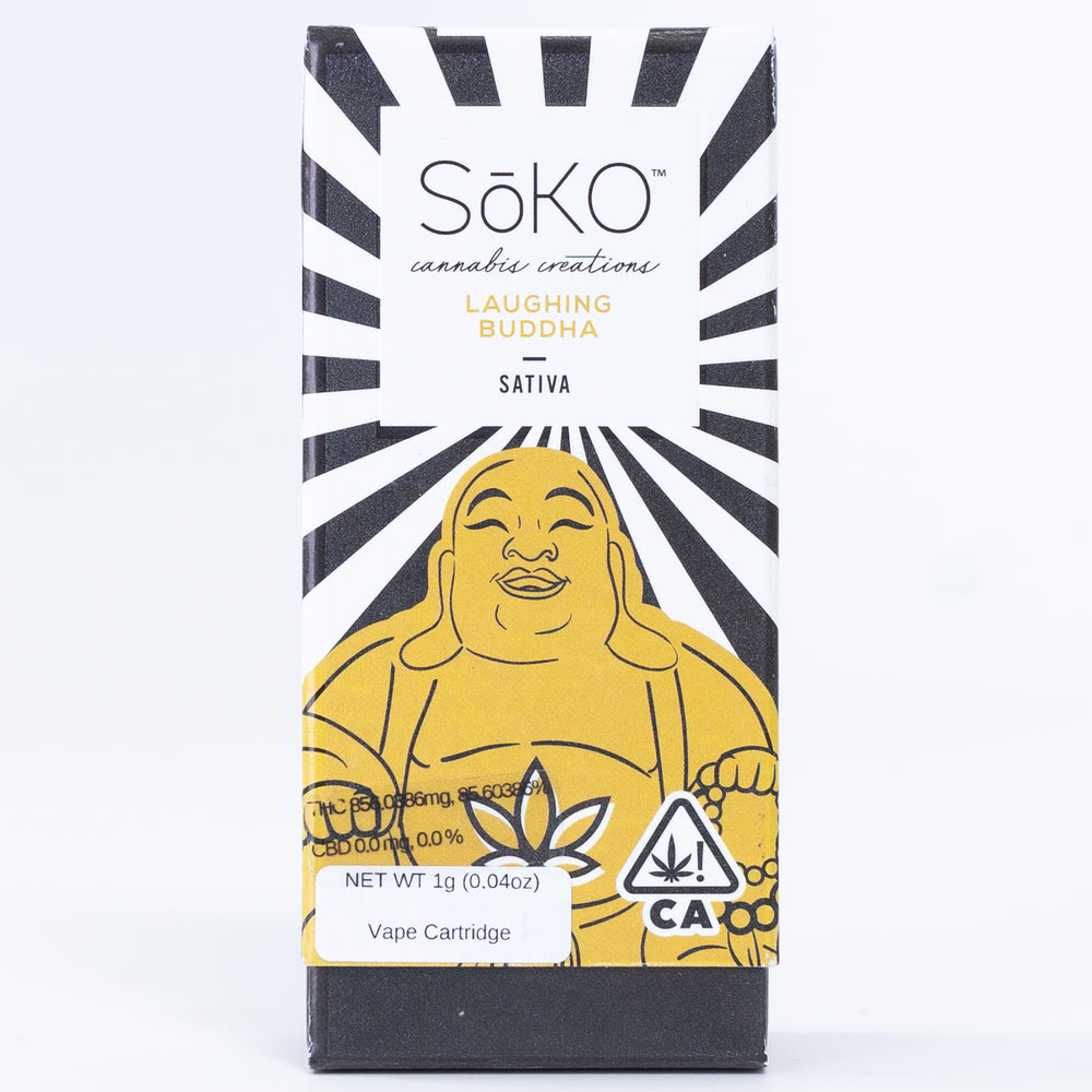 Soko - Laughing Buddha - Cartridge - 1.0g
