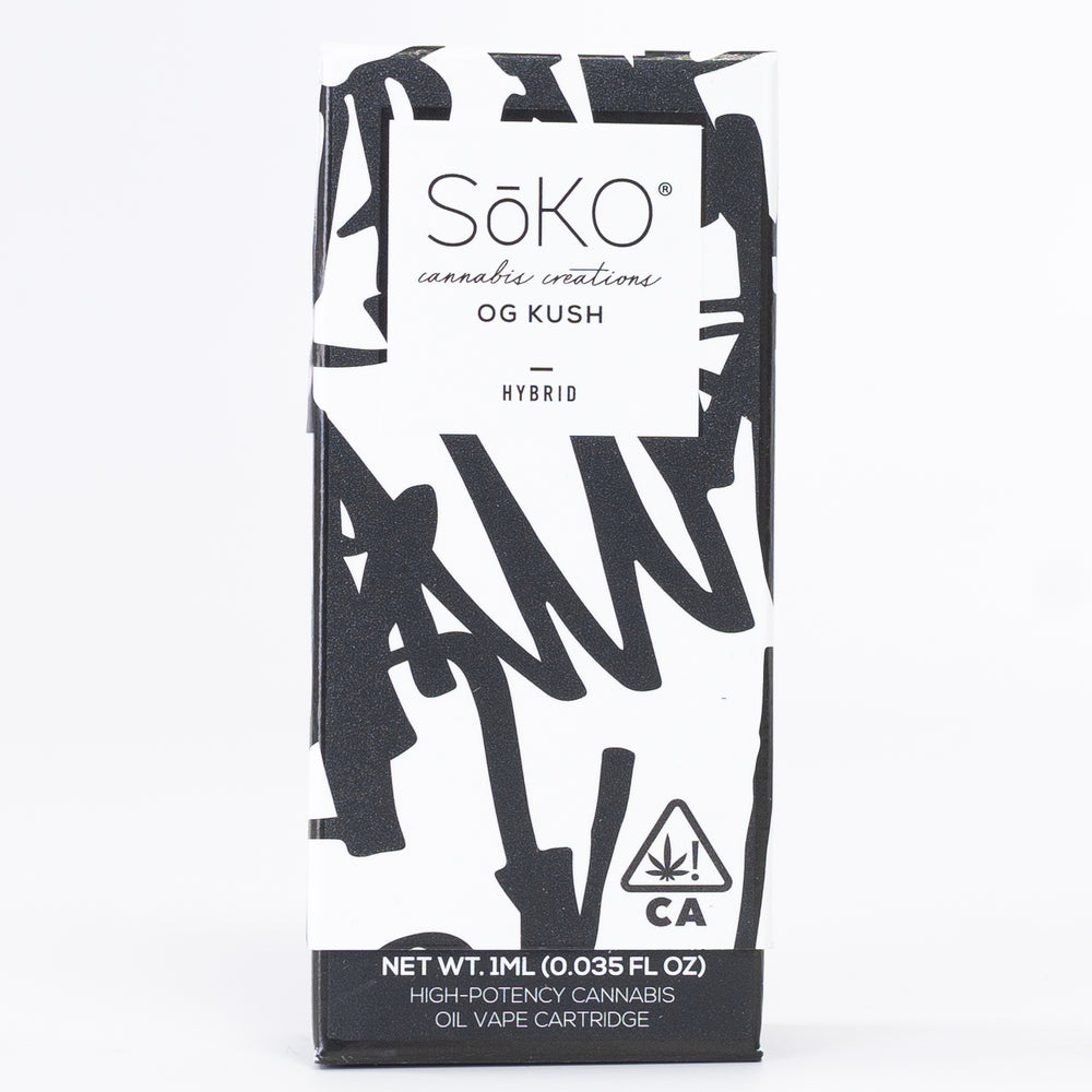 Soko - OG Kush - Cartridge - 1.0g