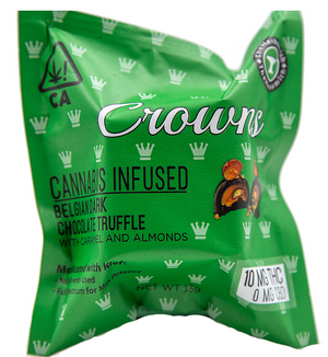 HERBSMITH-CROWNS-CANNABIS EDIBLE