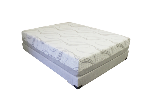 Bedtech Gel Lux 10 inch Memory Foam Mattress