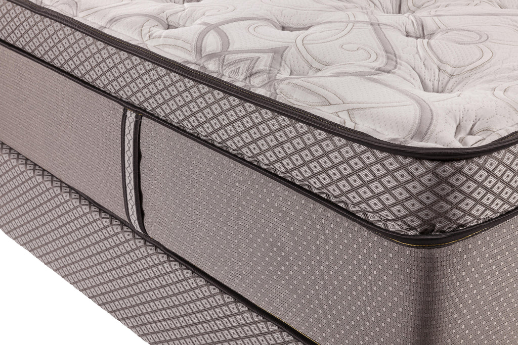 Therapedic  HD Medicoil HD 2000 Cushion Firm Mattress - The Mattress Doctor