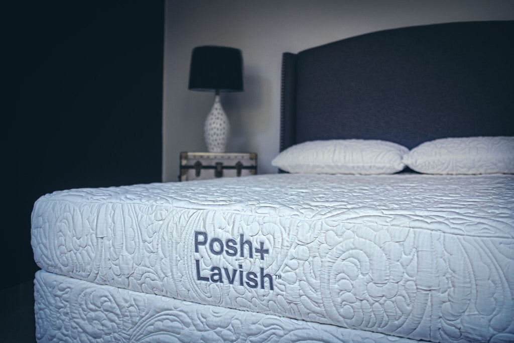 Relax Luxury Latex Mattress by Posh+Lavish