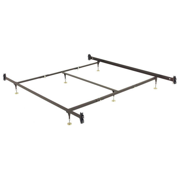 Queen or King Hook-On Bed Frame - The Mattress Doctor