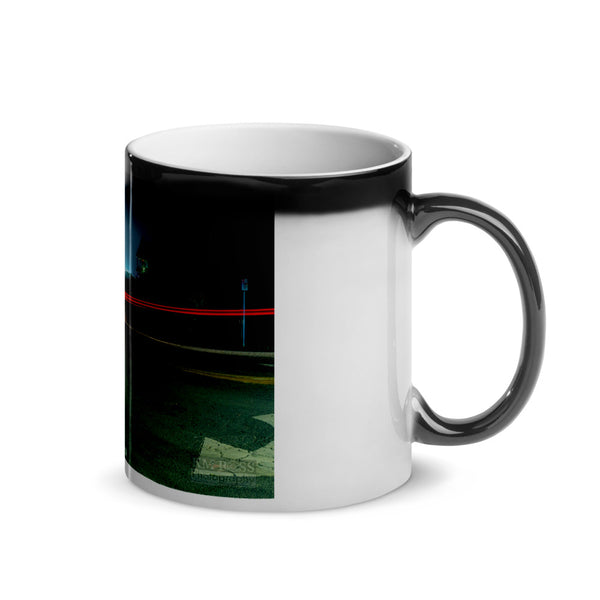 Over Eureka Glossy Magic Mug