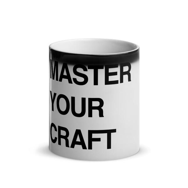 Master Your Craft Glossy Magic Mug