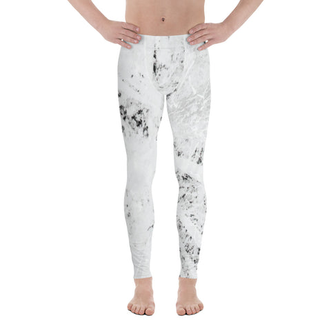 Men's White Redwood Leggings
