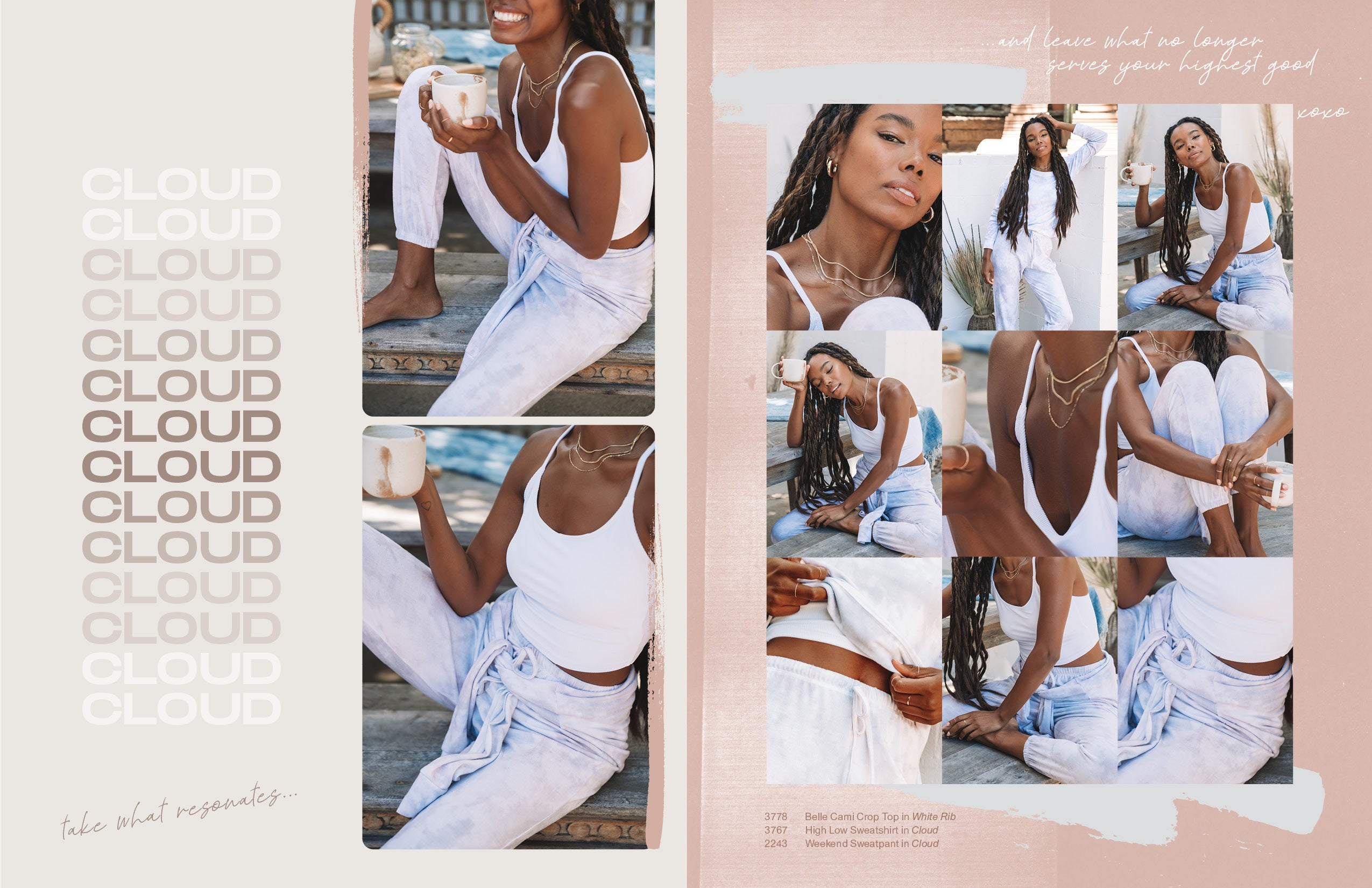 EMERGE Collection Look Book - Fall 2020