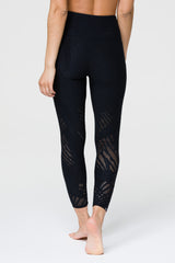 Selenite Midi Legging - Black