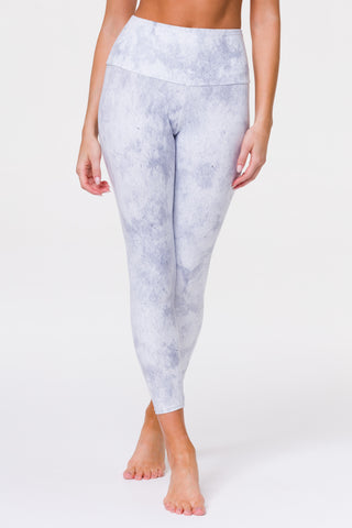 Sustainable Soul High Rise Midi Legging - Air