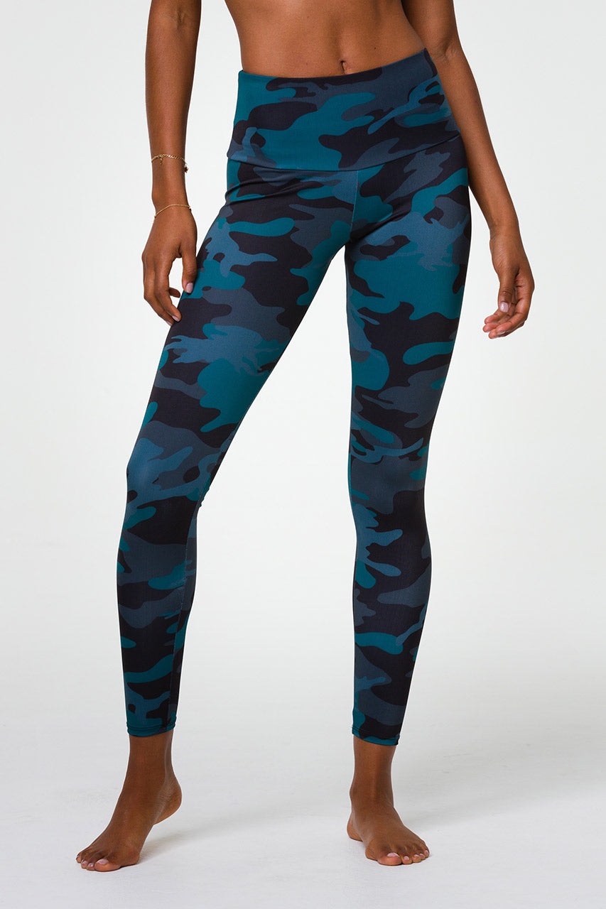 Image of High Rise Legging - Disguised