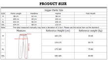 Load image into Gallery viewer, Cotton Tapered Track Pants