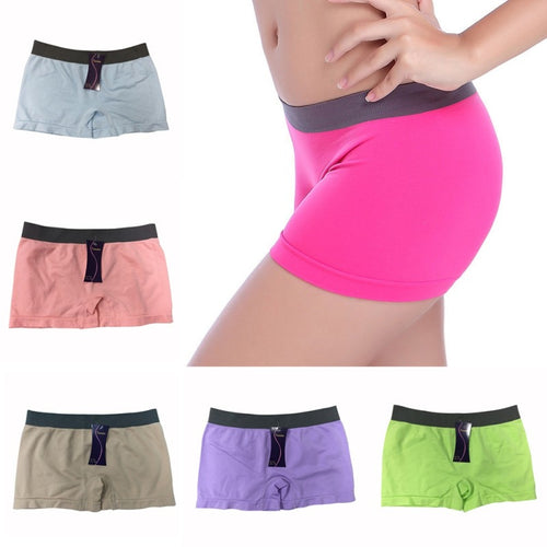 Elastic Running Shorts For Women