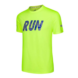 Short Sleeve Quick Dry Training Shirt