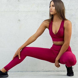 Two Piece Yoga Set
