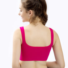 Load image into Gallery viewer, Seamless Full Cup Sports Bra