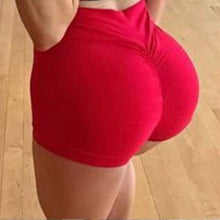 Load image into Gallery viewer, Sexy High Waist Athletic Shorts