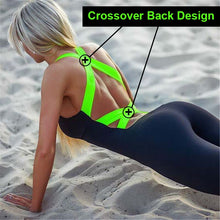 Load image into Gallery viewer, Backless Yoga Set For Women