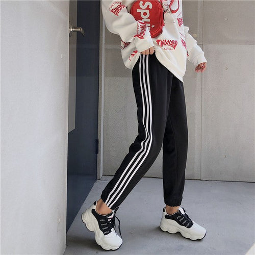 Loose Jogging Pants