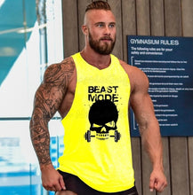 Load image into Gallery viewer, Cotton Muscle Vest For Men