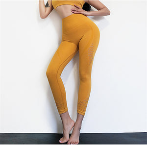 High Elastic Slim Leggings