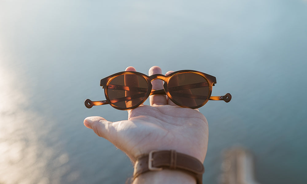 fc526833d3 Eco eyewear made with recycled materials. Be Eco, wear Parafina ...
