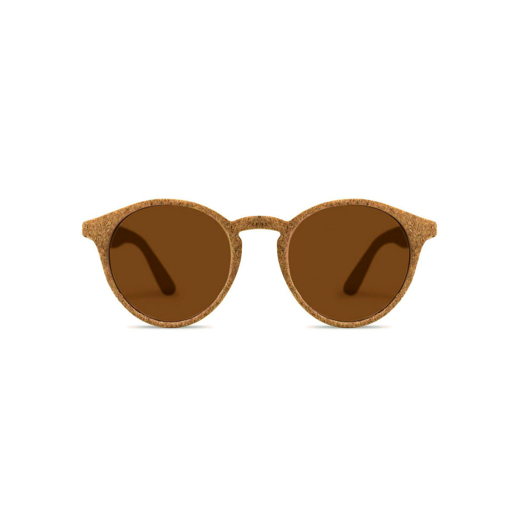 Ecofriendly sunglasses laguna brown parafina