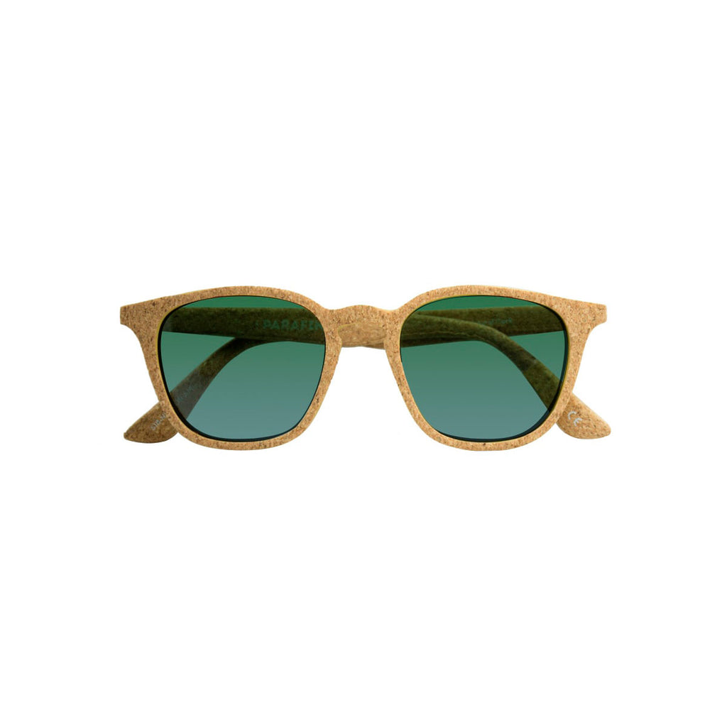 Ecofriendly sunglasses niebla green parafina