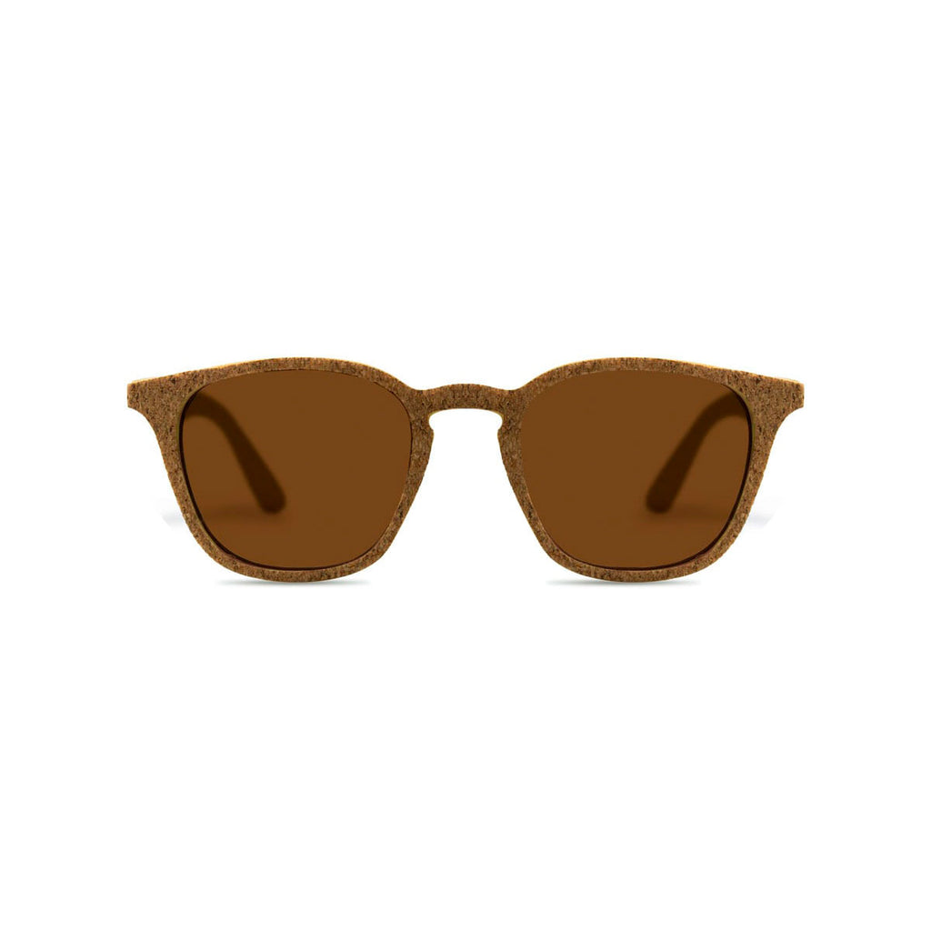 Ecofriendly sunglasses niebla brown parafina