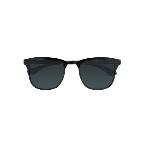 Ecofriendly sunglasses tormenta black  parafina