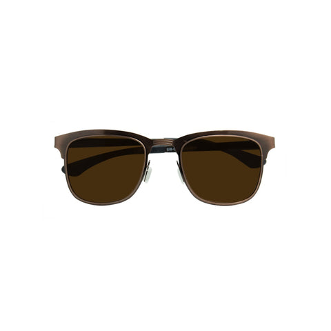 Ecofriendly sunglasses tormenta black brown parafina