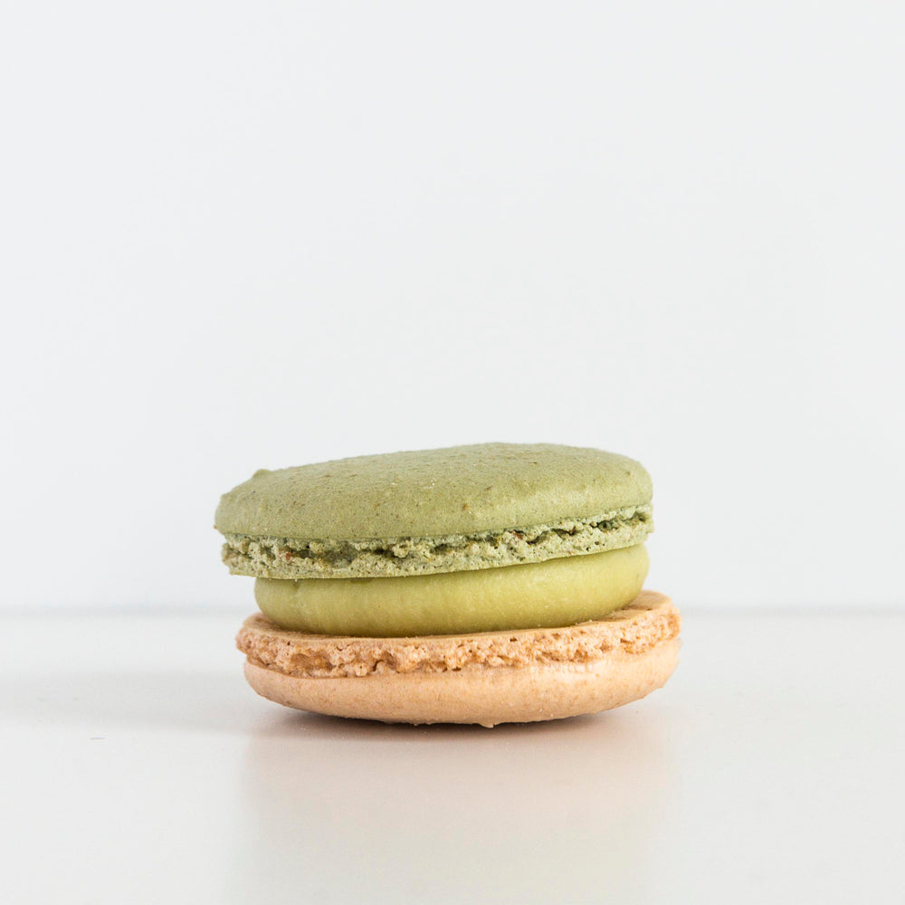 Green Tea, Pistachio & White Choc