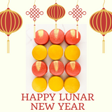 Chinese Lunar New Year Celebration Box