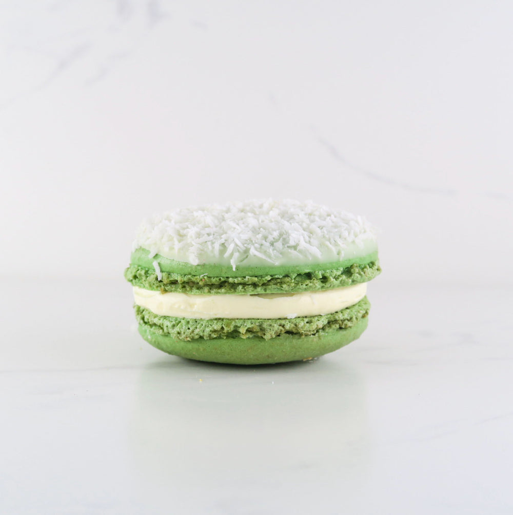 Lime Lamington