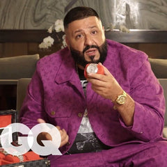 DJ Khaled montre sa collection de bijoux de folie