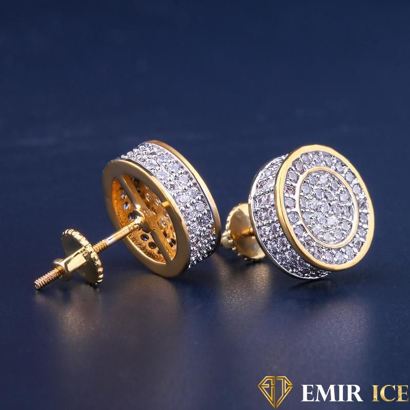 ANNEAUX EMIR EARRINGS OR JAUNE V2 - emirice.com