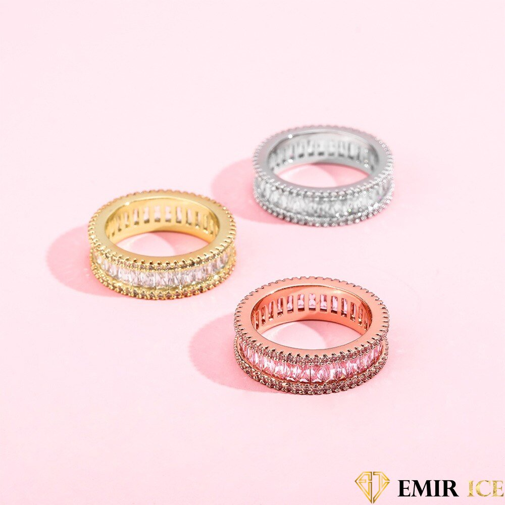 BAGUE EMIR QUEEN V8