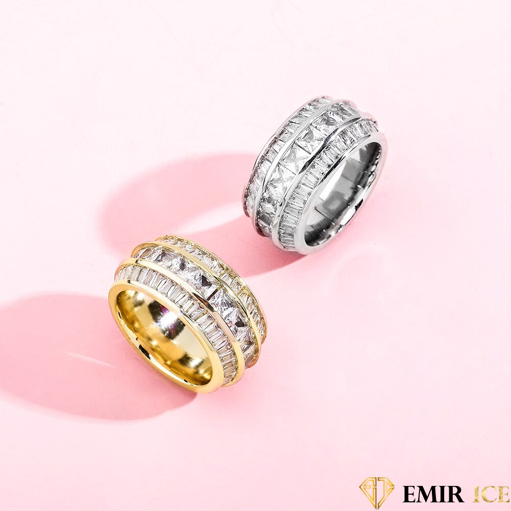 BAGUE EMIR QUEEN V11