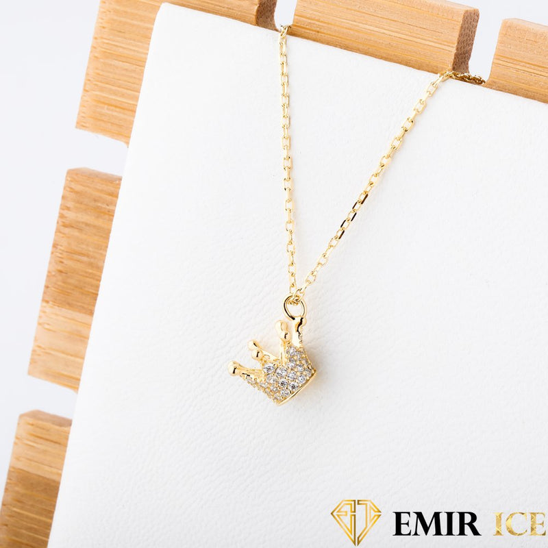"COLLIER ""EMIR CROWN"" 