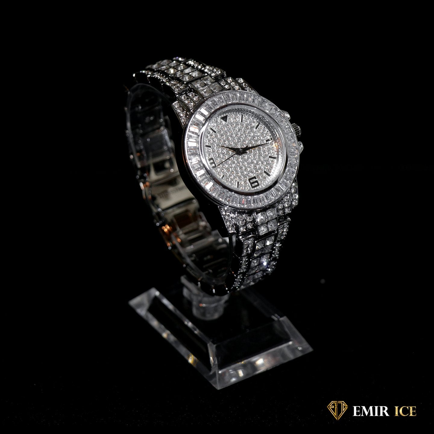 MONTRE EMIR WATCH V3 OR BLANC