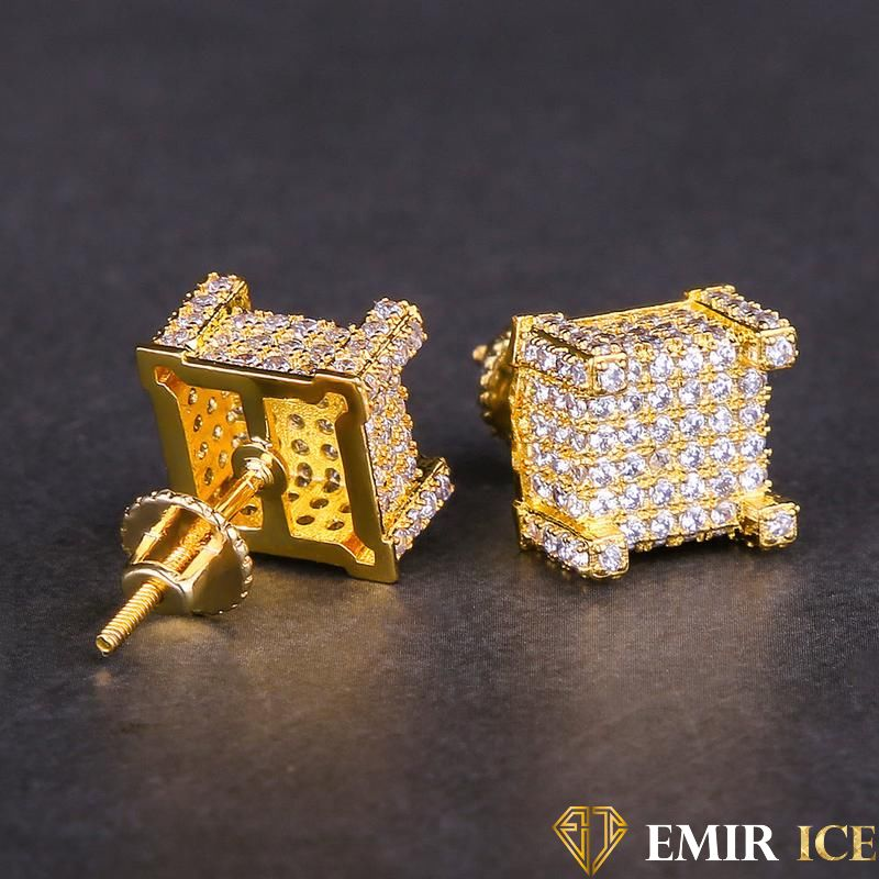 ANNEAUX EMIR EARRINGS OR JAUNE V1 - emirice.com