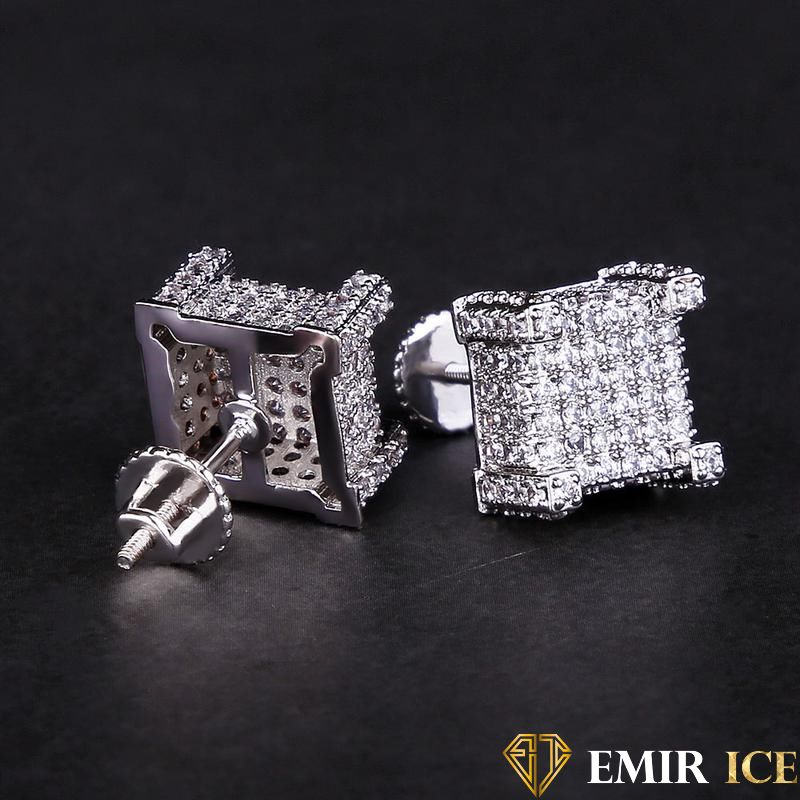 ANNEAUX EMIR EARRINGS OR BLANC V1 - emirice.com