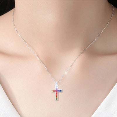 "COLLIER LGBT ""THE CROSS"" - Emirice.com"