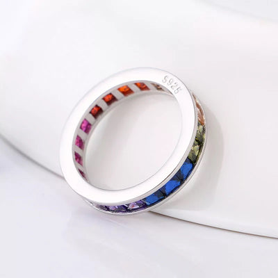 "BAGUE LGBT ""ETERNITY"" - Emirice.com"