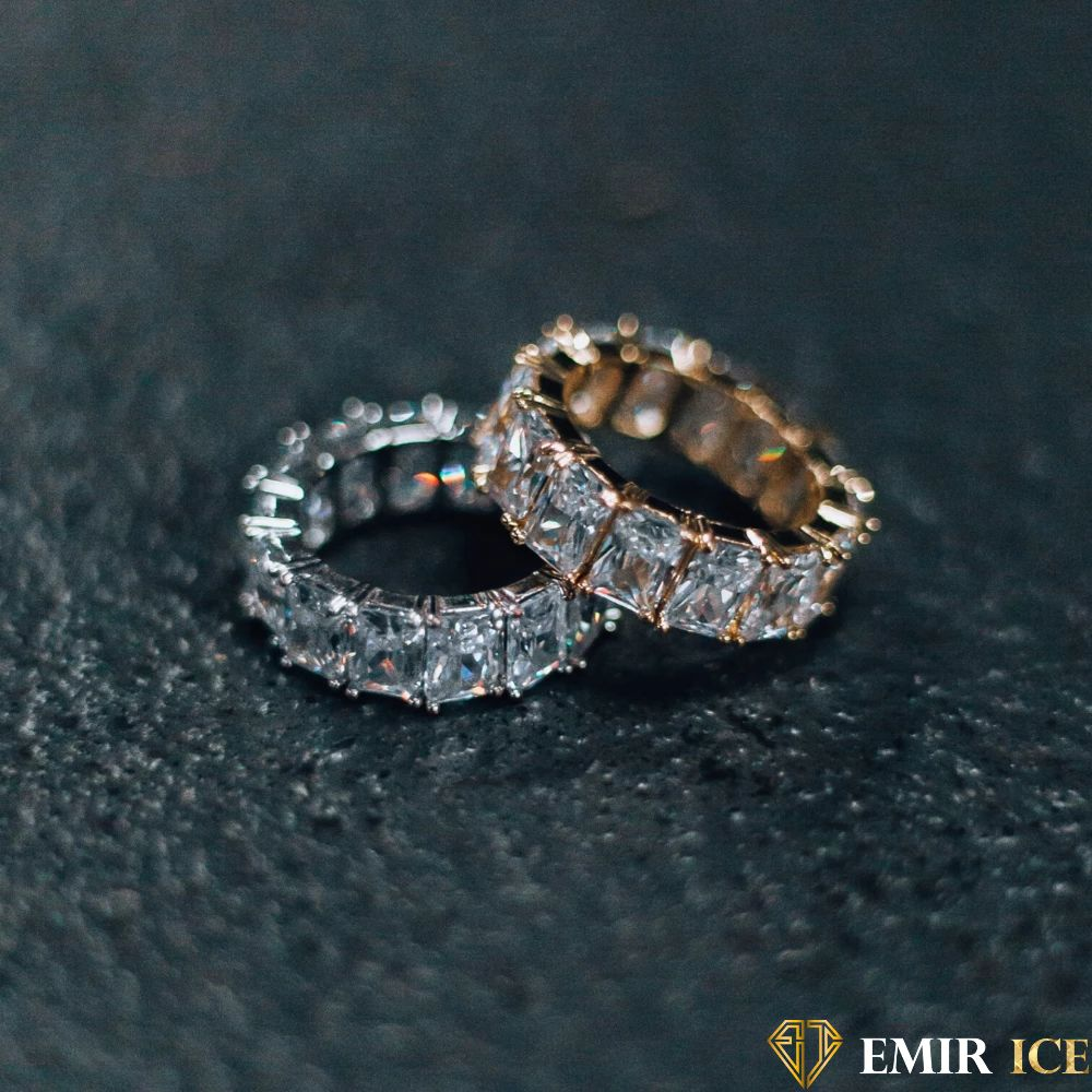 BAGUE EMIR ROYAL BAGUETTE - Emirice.com
