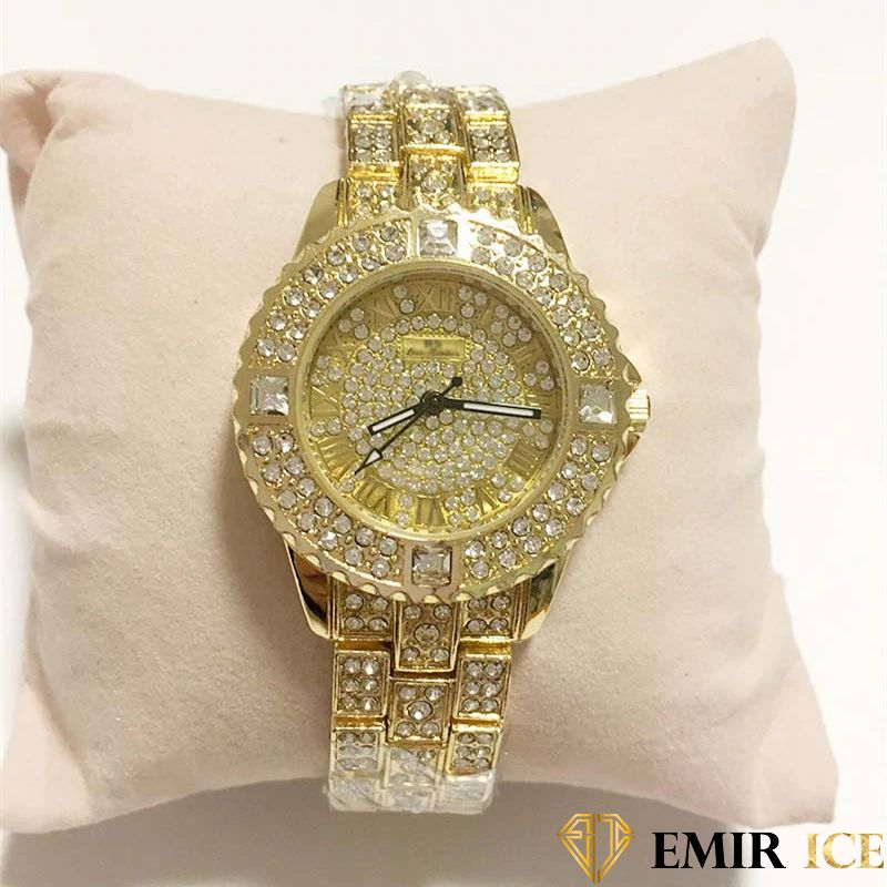 "MONTRE EMIR WATCH ""VERMEIL"" - emirice.com"