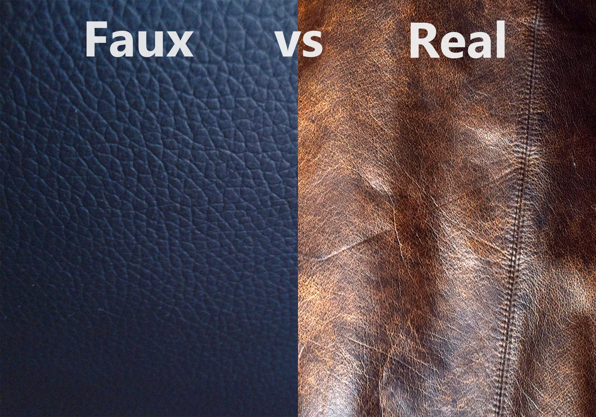 Faux Leather vs Real Leather for Women's Clothing What is Vegan Leather